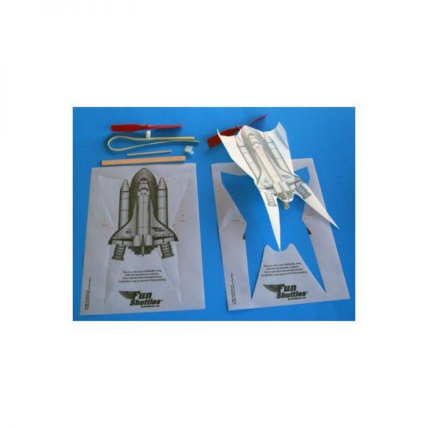 DC-Challenger Rocket Planez RP1DC (10 Pack)