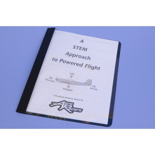 A STEM Approach to Powered Flight Manual