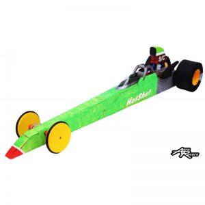 """""""HotShot"""" Super Comp Dragster (HotShot-1)"""
