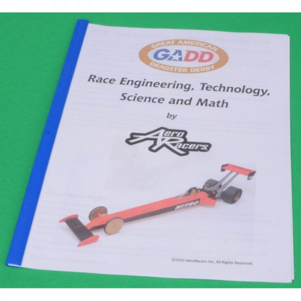 Spotlight on Teamwork and Careers through Race Engineering, Technology, Science and Math Manual