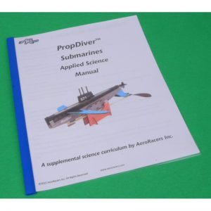 PropDiver Submarines Applied Science Manual