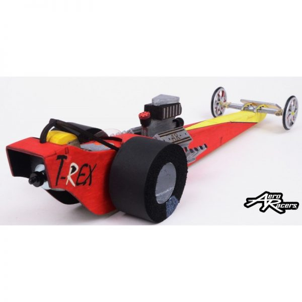 """T-REX"" Vintage Front Engine Dragster (T-REX-1)"