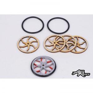 """RAZOR"" front wheel kit (GADD RAZOR Rim-1)"