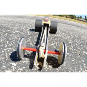 """Class Pack of 16 """"Wheelie"""" Front Engine Dragster (Wheelie-16)"""