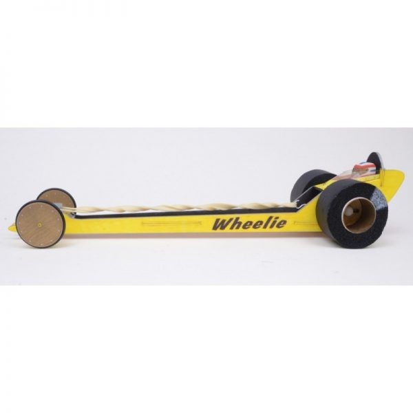 "Class Pack of 16 ""Wheelie"" Front Engine Dragster (Wheelie-16)"