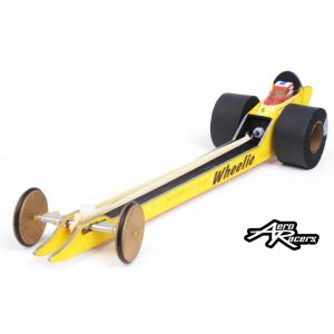 "Class Pack of 8 ""Wheelie"" Front Engine Dragster (Wheelie-8)"