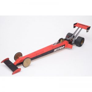 """Class Pack of 16 """"Nitro"""" Top Fuel Dragster (Nitro-16)"""