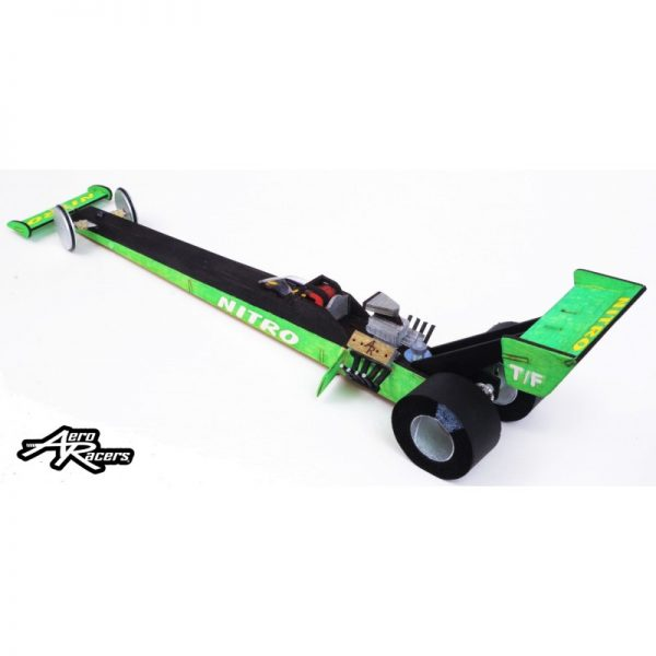 "Class Pack of 16 ""Nitro"" Top Fuel Dragster (Nitro-16)"