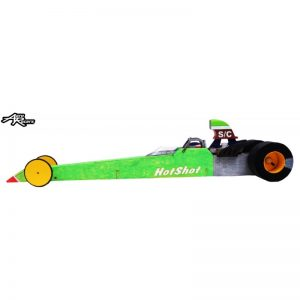 "Class Pack of 8 ""HotShot"" Super Comp Dragster (HotShot-8)"
