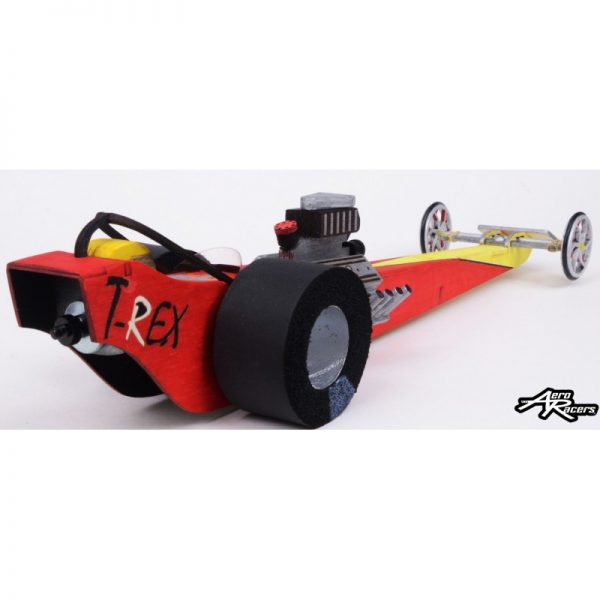 "Class Pack of 16 ""T-REX"" Vintage Front Engine Dragster (T-REX-16)"
