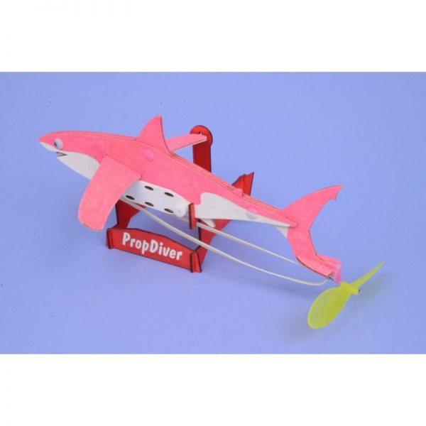(6-PACK) Great White Shark (PD-Shark-6)