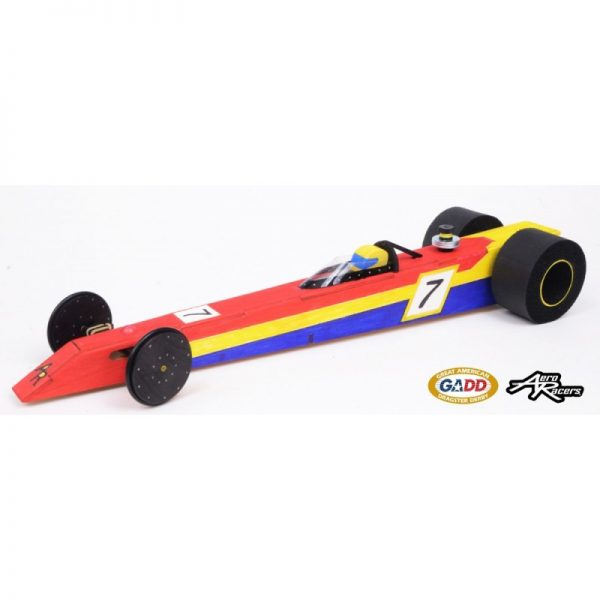 Class Pack of 16 EZ-1 Dragster (EZ-1-16)