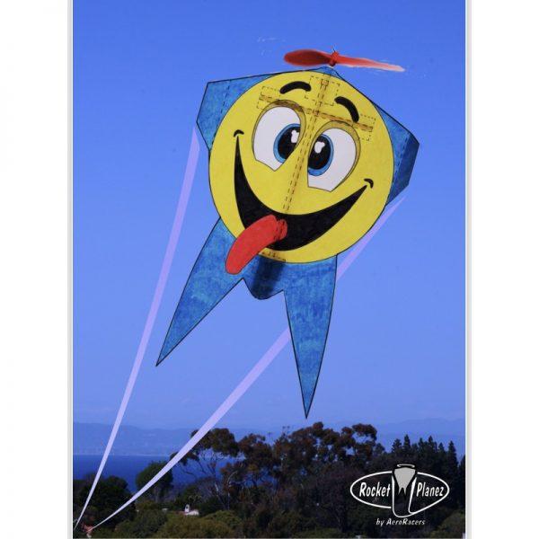 Happy Rocket Plane