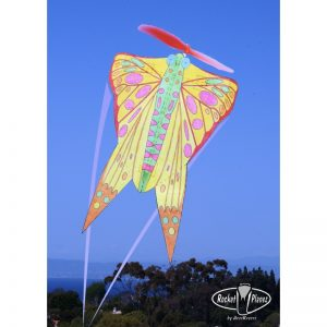 Butterfly Rocket Plane