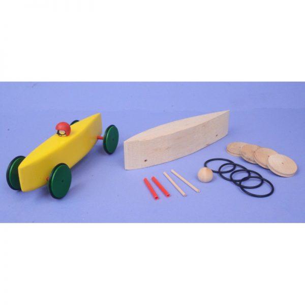 Soap Box Racer (3-Pack) Order number: Soap-Box-Racer-3