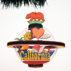 I Love California (10 Pack)